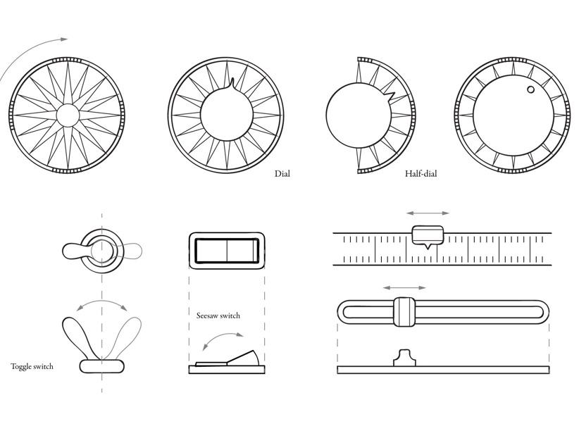 Digital Sketch - Series of quick illustrations & designs