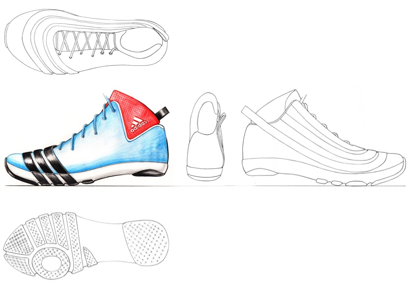 How To Make A Basketball Shoe From Scratch
